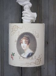 Lampe baladeuse princesse-Decoration de charme