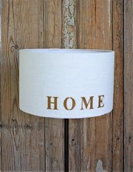 Abat-jour rond home-decoration de charme